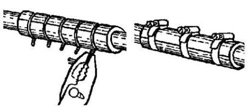 как отремонтировать металлопластиковую трубу
