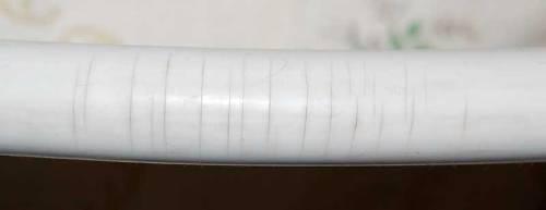 течет изгиб металлопластиковой трубы