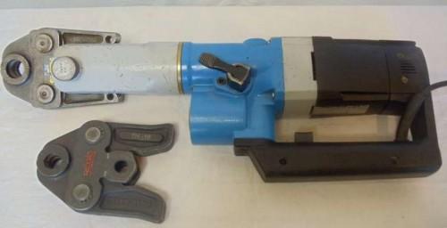 обжимные клещи для металлопластиковых труб