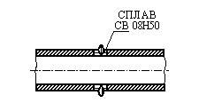 Схема трубы ВЧШГ