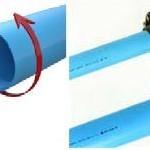 Соединение труб ПВХ: виды, способы и технология прокладки