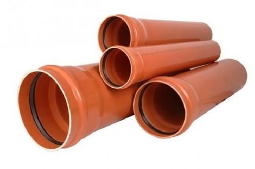 труба канализационная пвх наружная