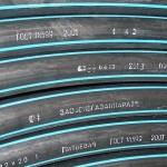 Труба полиэтиленовая водопроводная: характеристика, способы и правила монтажа