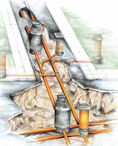 трубы пвхдлянаружной канализации