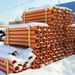 Трубы ПВХ канализационные: характеристика, правила выбора и монтажа