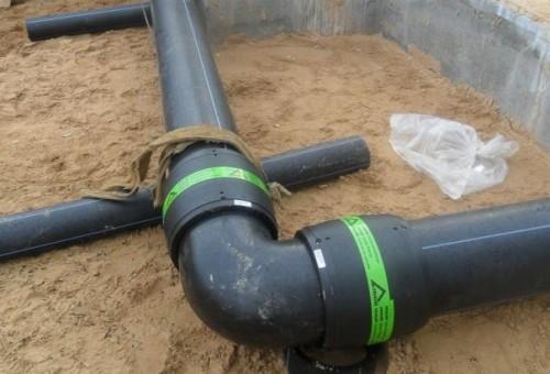водопровод из полиэтиленовых труб