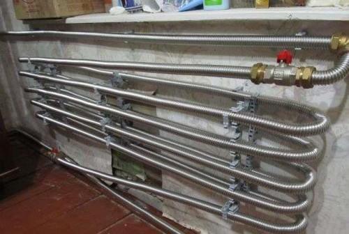 какие трубы нужны для отопления