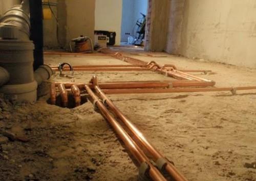 какие трубы применять использовать для отопления