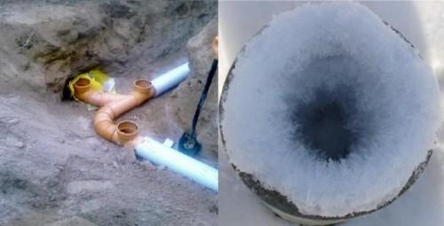 утеплитель для канализационных труб своими руками