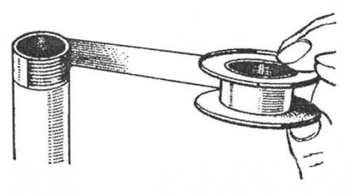 подмотка для труб отопления