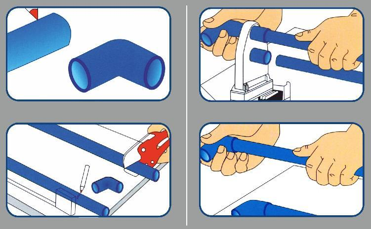 Опрессовка полипропиленовых труб своими руками