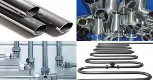 трубы для водоснабжения стальные