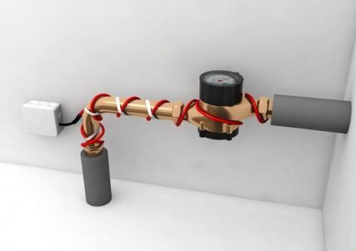 кабель саморегулирующийся для обогрева труб