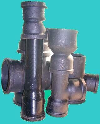 трубы канализационные внутренние