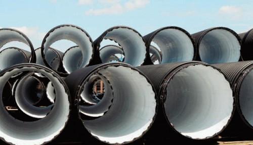 канализационные трубы большого диаметра