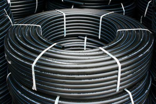 наружный водопровод изполиэтиленовых труб