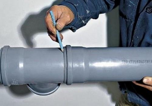 замена труб канализации инструкция