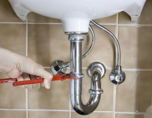 заменить канализационную трубу