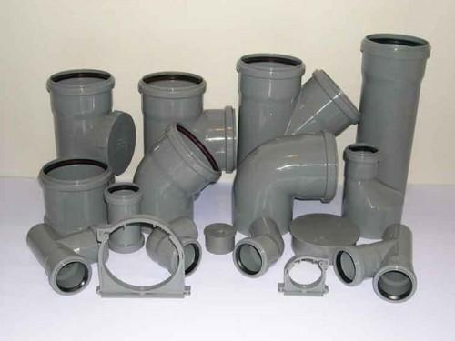 фасонные части канализационных труб пвх