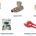 Фитинги для полипропиленовых труб: виды и процесс монтажа