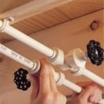 Как соединить полипропиленовые трубы между собой и с металлическими трубами