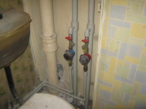 трубы полипропиленовые для водопровода