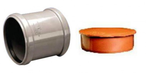 заглушка для канализационных труб