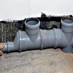 Канализационная труба в квартире: как выполнить замену