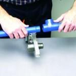 Работа с полипропиленовыми трубами: резка, зачистка, изгиб и монтаж