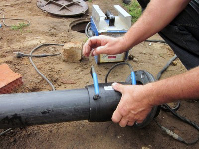 электромуфты для полиэтиленовых труб