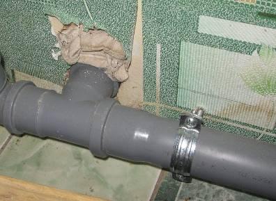 чертежи канализационных труб