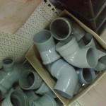 Использование фитингов для ПВХ труб