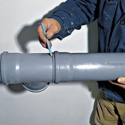 размеры пвх труба