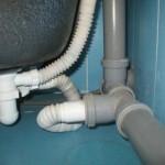 Как выполнить соединение канализационных труб