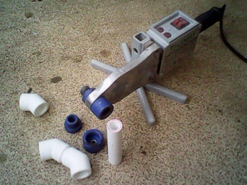 сварочный аппарат для труб пвх
