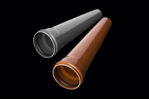 технические характеристики трубы пвх
