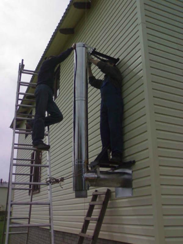 После ремонта крыша потекла