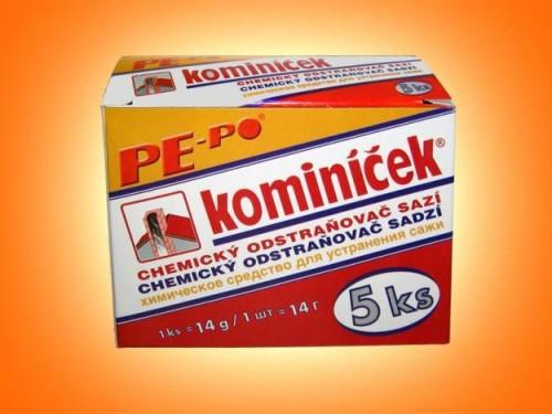 Чистящая композиция чешского производства