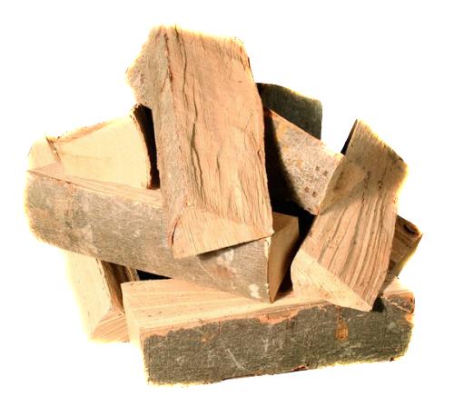 Осиновые дрова во время горения дают очень высокую температуру