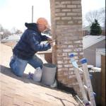 Эксплуатация и ремонт дымовой трубы