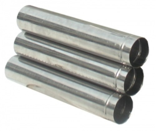 Металлические трубы для дымохода