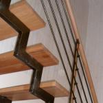 Как сделать лестницу из трубы своими руками