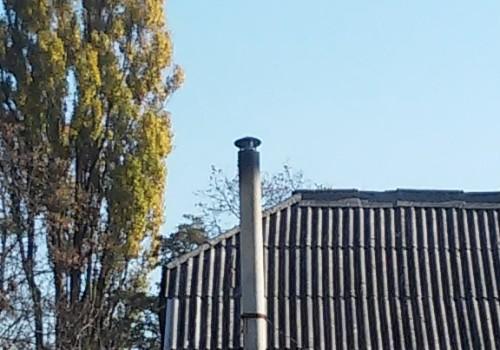 Дефлектор – обязательный элемент дымовой трубы