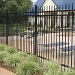 Как сделать забор (ограду) из профильной трубы