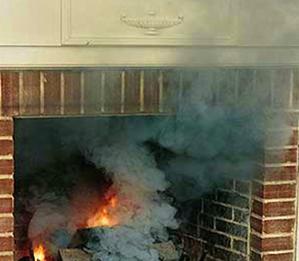 Обратная тяга в дымоходе, способная нанести вред здоровью