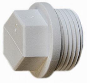 Пластиковый фитинг для обустройства разъемного соединения