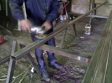Подготовка поверхности к сварочным работам