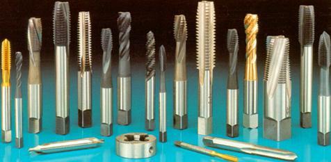 Инструменты для нарезки внутренней резьбы