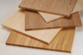Панели для обшивки, изготовленные из дерева