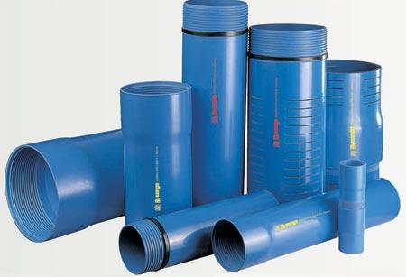 Трубы, применяемые при бурении скважин